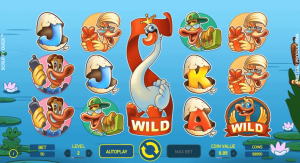 Wild scruffy duck slot